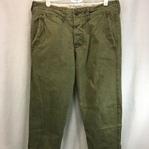 Abercrombie & Fitch Pants Cotton Casual Chino